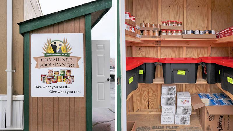 Community Food Pantry