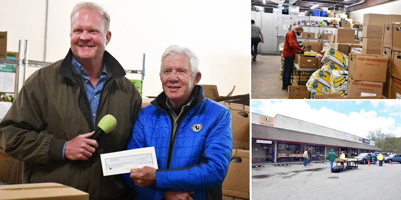 High County Charitable Foundation Check