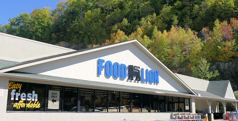 Food Lion, Banner Elk NC
